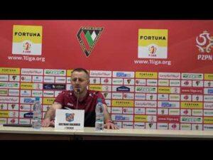 Read more about the article Konferencja prasowa po meczu #ZAGODR