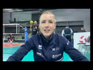 Read more about the article Karolina Fedorek: Skupiłyśmy się na swojej grze
