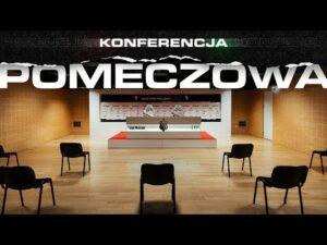 Konferencja po meczu Legia Warszawa – Warta Poznań