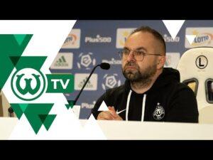 Read more about the article Piotr Tworek po meczu Legia Warszawa – Warta Poznań