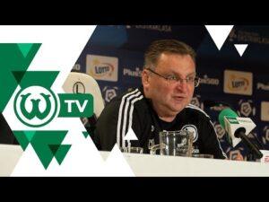 Czesław Michniewicz po meczu Legia Warszawa – Warta Poznań