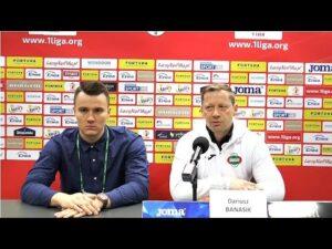 Read more about the article Konferencja prasowa po meczu Radomiak Radom – GKS Jastrzębie 2:0 [RADOMIAK.TV]