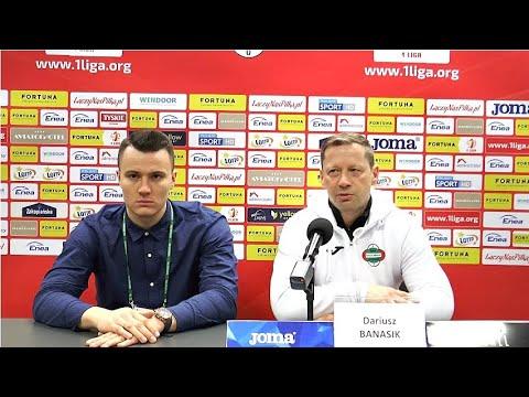 Konferencja prasowa po meczu Radomiak Radom – GKS Jastrzębie 2:0 [RADOMIAK.TV]