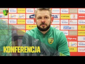 Read more about the article [GKS TV] Konferencja po meczu w Radomiu