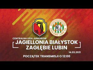 CLJ U-18: Jagiellonia Białystok – Zagłębie Lubin