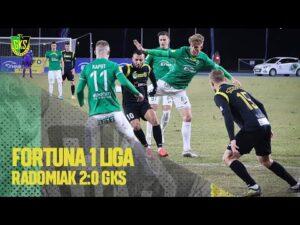 Read more about the article [GKS TV] Skrót spotkania Radomiak Radom – GKS Jastrzębie (2:0)