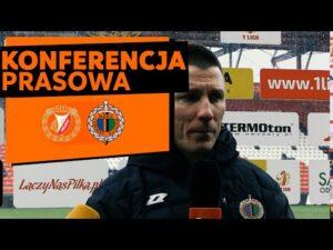 Read more about the article Wypowiedzi po meczu Widzew Łódź – Chrobry Głogów