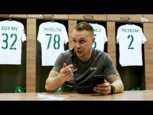 Mecz z perspektywy Damiana Korby | Kulisy spotkania #LGDWIS
