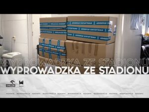 Read more about the article WYPROWADZKA ZE STADIONU