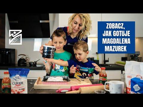 #1 Siatkarki w kuchni z Polskimi Przetworami – Magdalena Mazurek
