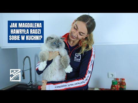 #2 Siatkarki w kuchni z Polskimi Przetworami – Magdalena Hawryła