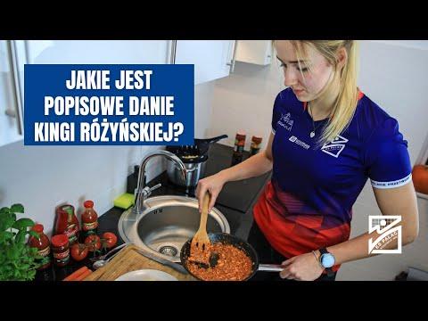 #3 Siatkarki w kuchni z Polskimi Przetworami – Kinga Różyńska