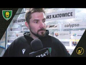 Maciej Kruczek po meczu GKS Katowice – JKH GKS Jastrzębie 1:4 (15 03 2021)