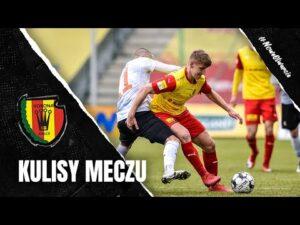 Read more about the article Kulisy meczu Korona Kielce – Chrobry Głogów 2:2