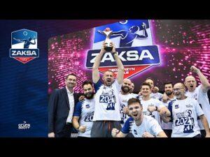 Puchar Polski 2021: Sebastian Świderski, Adam Swaczyna, Paweł Brandt