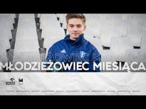 Read more about the article MŁODZIEŻOWIEC MIESIĄCA | LUTY 2021 | GABRIEL WIĄCEK