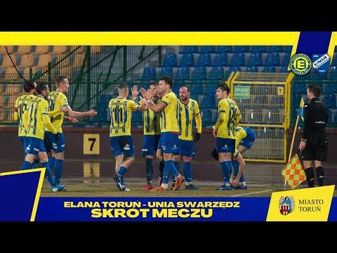Skrót mecz | Elana Toruń – Unia Swarzędz