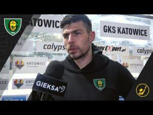 Read more about the article Grzegorz Pasiut po meczu GKS Katowice – JKH GKS Jastrzębie 3:2 (16 03 2021)
