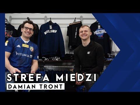 [MIEDŹ TV] STREFA MIEDZI: Damian Tront – człowiek ze Śląska