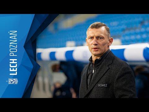 KONFERENCJA prasowa LECHA Poznań po meczu z RAKOWEM Częstochowa