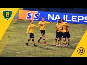 Skrót meczu Lech II Poznań – GKS Katowice 1:2 (17 03 2021)