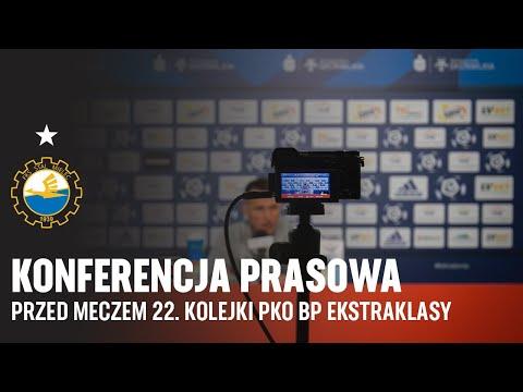 TV Stal: Konferencja prasowa przed meczem 22. kolejki PKO BP Ekstraklasy