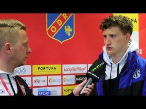 2021-03-19 Odra Opole – Sandecja 1-1 (0-1), Wojciech Hajda