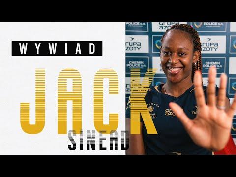 Sinead Jack: Podejmuję wyzwanie