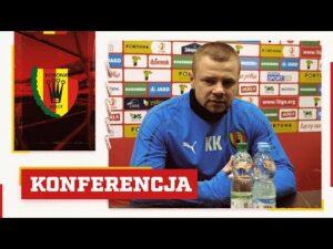 Konferencja prasowa po meczu Górnik Łęczna – Korona Kielce 0:1