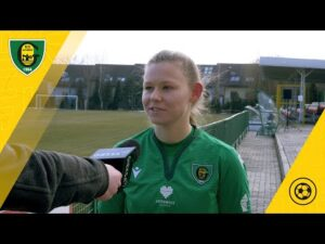 Read more about the article Weronika Kłoda po meczu GKS Katowice – UKS SMS Łódź 1:1 (20 03 2021)