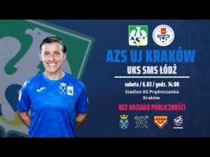 Ekstraliga AZS UJ Kraków – SMS Łódź