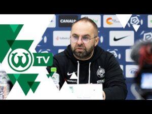 Piotr Tworek po meczu Warta Poznań – Podbeskidzie Bielsko-Biała
