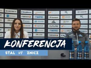 Konferencja po meczu Stal Rzeszów – Znicz Pruszków (21.03.2021)