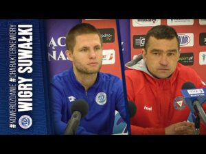 Read more about the article Konferencja | Wigry Suwałki 2:0 (1:0) Garbarnia Kraków