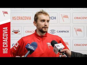 Robert Kowalówka po meczu z GKS Tychy (21.03.2021)