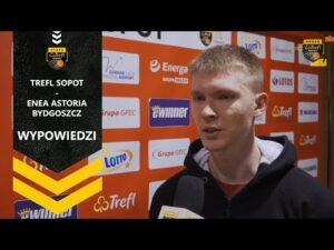Read more about the article Wypowiedzi po meczu Trefl Sopot – Enea Astoria Bydgoszcz | Trefl Sopot