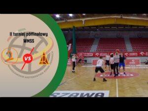 WMSS: VI LO im. Tadeusza Reytana vs II Społeczne LO STO