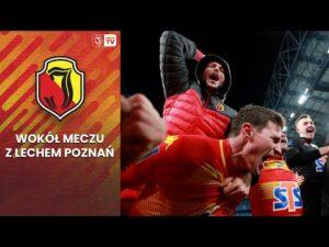 Read more about the article [WOKÓŁ MECZU] Lech Poznań vs. Jagiellonia Białystok (2:3)