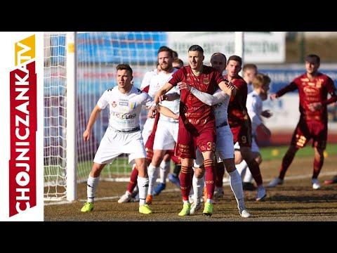 Chojniczanka – Olimpia Elbląg 0:0 (skrót meczu | 21.03.2021)