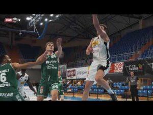 Read more about the article Skrót meczu Pszczółka Start Lublin – Enea Zastal BC Zielona Góra | 20.03.2021 | Energa Basket Liga
