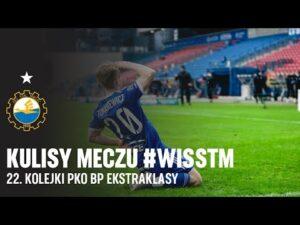 Read more about the article TV Stal: Kulisy meczu #WISSTM 22. kolejki PKO BP Ekstraklasy