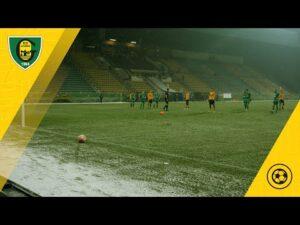 Kulisy meczu GKS Katowice – Górnik Polkowice 2:1 (21 03 2021)