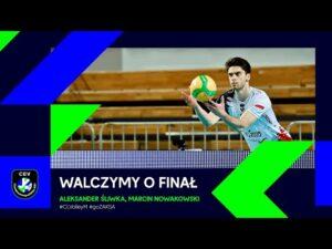 Read more about the article WALCZYMY O FINAŁ | Aleksander Śliwka, Marcin Nowakowski
