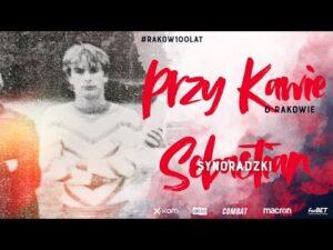Przy kawie o Rakowie: Sebastian Synoradzki