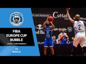 Read more about the article FIBA Europe Cup | 2 runda | vs  Iraklis Saloniki