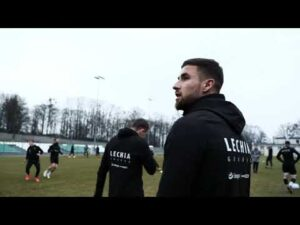 Zajęcia siłowe oraz test biegowy – treningi w trakcie przerwy reprezentacyjnej! | #LechiaTrenuje