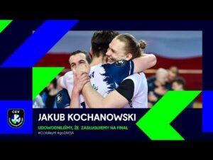 Jakub Kochanowski: udowodniliśmy, że zasługujemy na finał