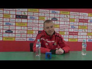Read more about the article Konferencja prasowa po meczu GKS Bełchatów – Odra Opole