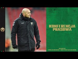 22. kolejka Fortuna1Liga: Konferencja prasowa po meczu Apklan Resovia – GKS Tychy 0:0