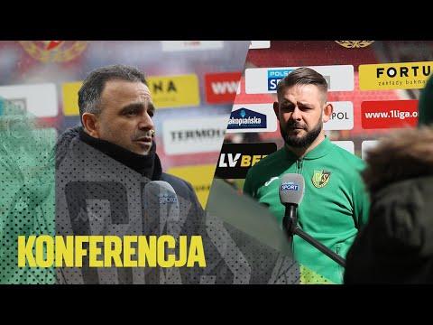 [GKS TV] Konferencja prasowa po meczu z Widzewem